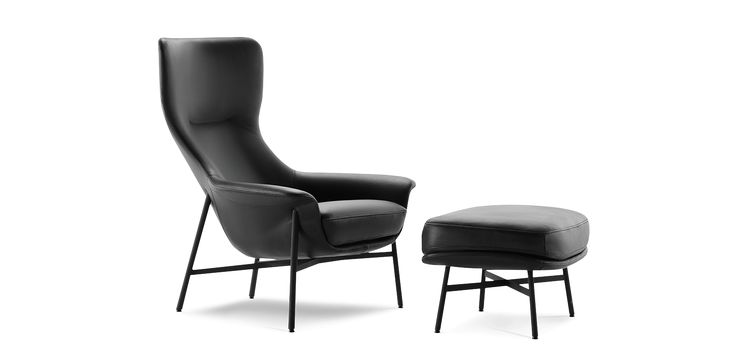 Seymour Chair - Designed in collaboration with Charles Wilson | Armchair | Ottoman - King Living