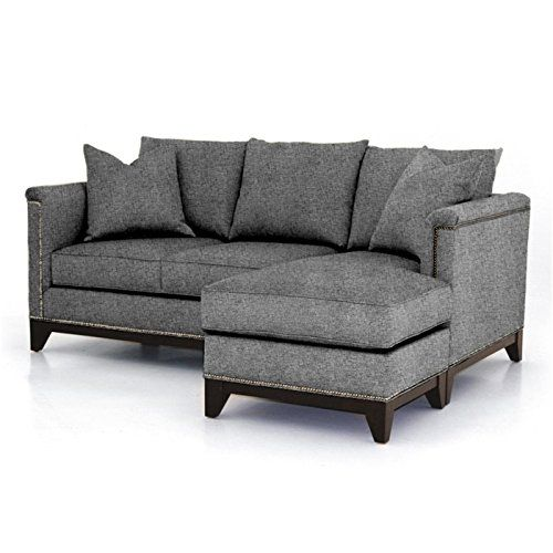 La Brea Reversible Chaise Sofa Smoke Chaise Sofa Chaise