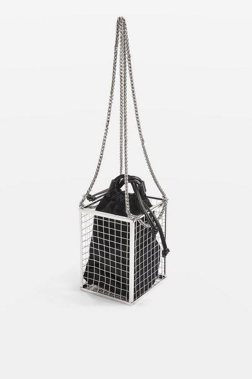 0f96390625 Cara Cage Cross Body Bag - Bags   Purses - Bags   Accessories - Topshop