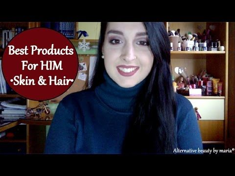 Alternative beauty by maria: Best Products For HIM •skin & hair• Alternative be...
