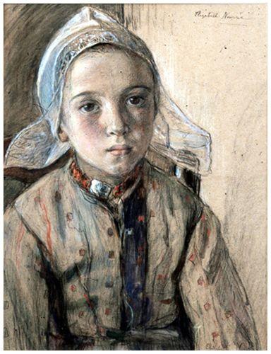Elizabeth Nourse, 1894