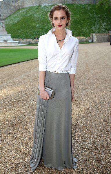Von Hermione Granger zur Stilikone: Emma Watson fiel schon mit radikalen...