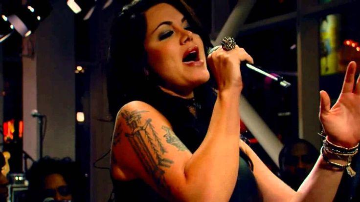 Vanessa Amorosi - Natural Woman (Live HQ) LOVE THIS