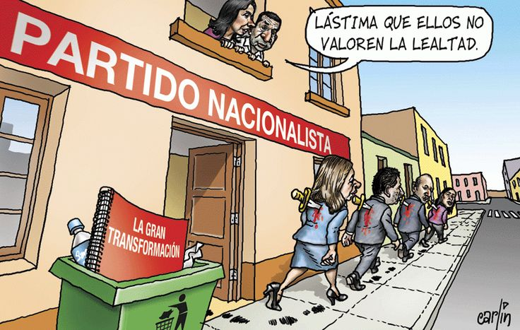 Carlincatura del Domingo 18 de Octubre, 2015 | Noticias del Perú | LaRepublica.pe