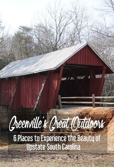 Greenville's Great Outdoors: 6 Places to Experience the Natural Beauty of Upstate South Carolina by Cosmos Mariners // yeahTHATgreenville