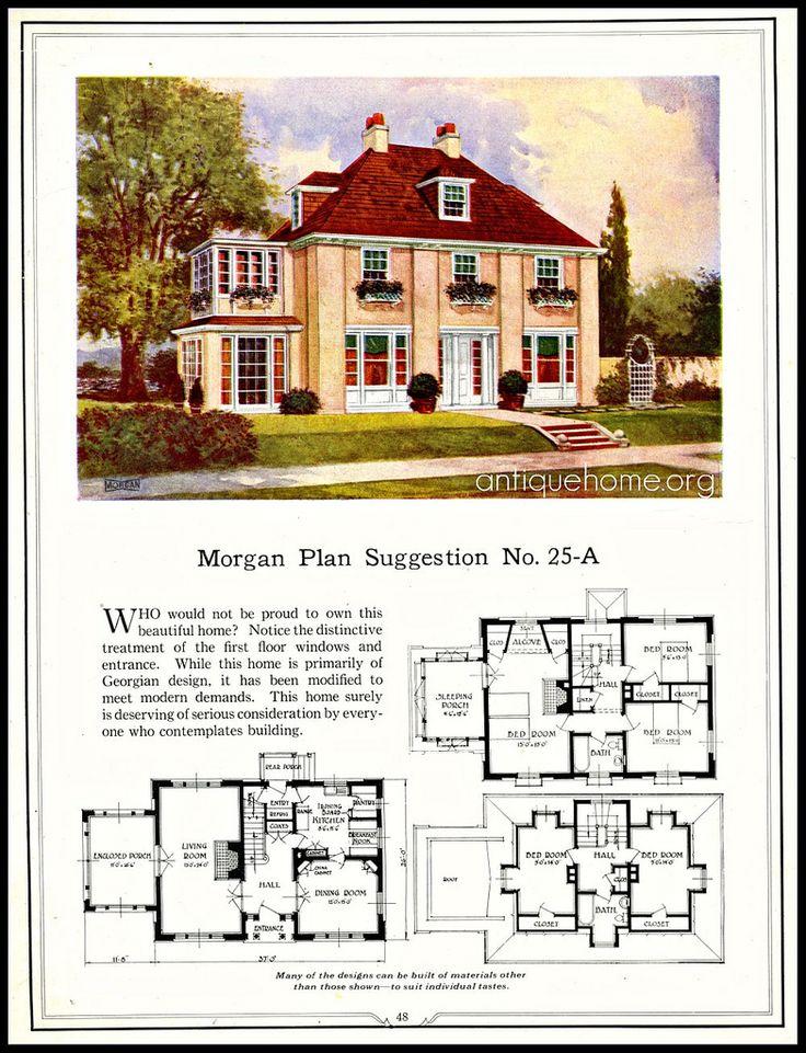 Les 197 meilleures images à propos de House plans sur Pinterest