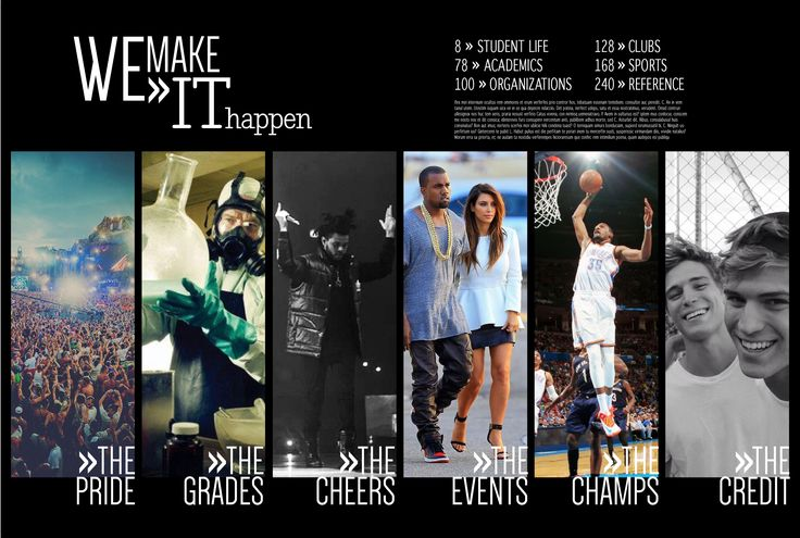 10 Best images about yearbook spreads on Pinterest ...