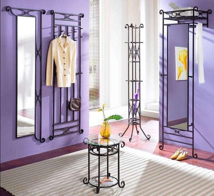 Garderobe mailand im romantischen design garderobe for Garderobe exterior