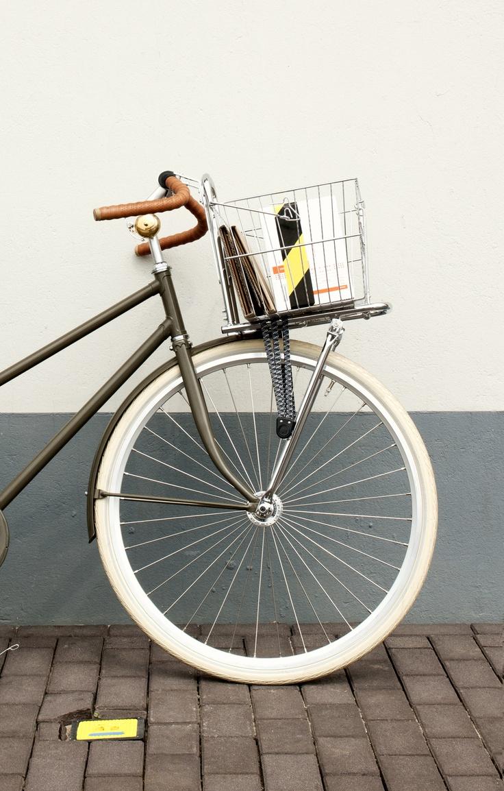 #basil #fietsmand