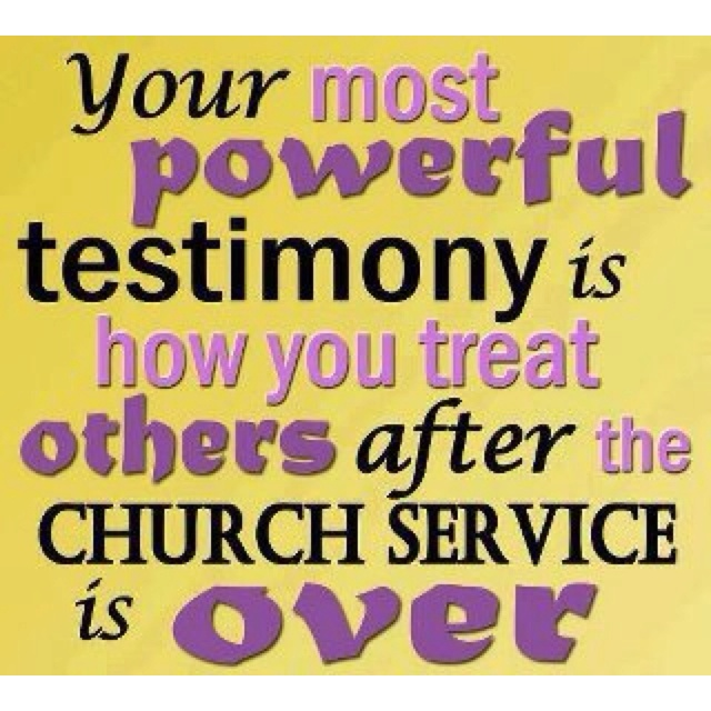 How should a Christian treat people who are less fortunate than themselves? ?