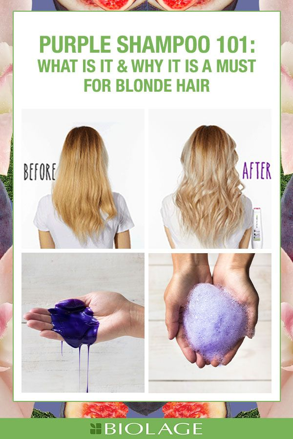 Purple Shampoo Purple Shampoo Purple Shampoo And Conditioner Shampoo For Purple Hair