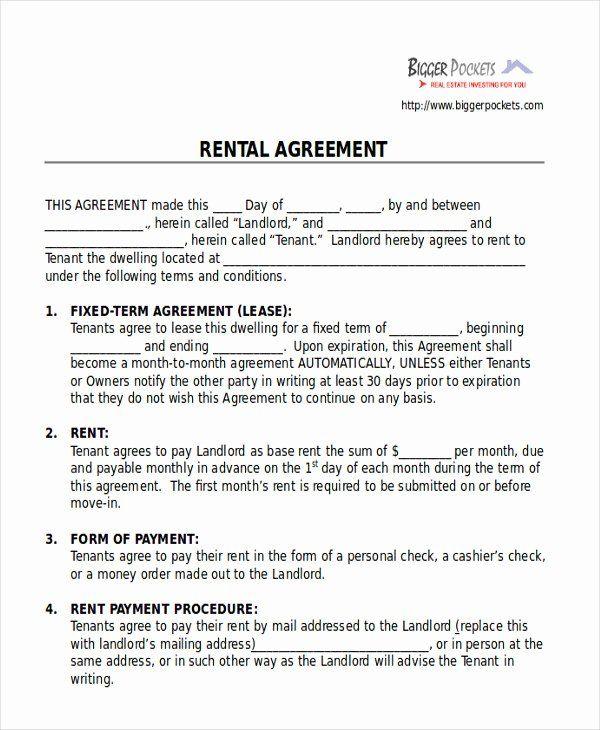 Room Rental Agreement Pdf Elegant 8 Room Rental Agreement Form Sample Examples In Word Pd Room Rental Agreement Rental Agreement Templates Budget Template Free