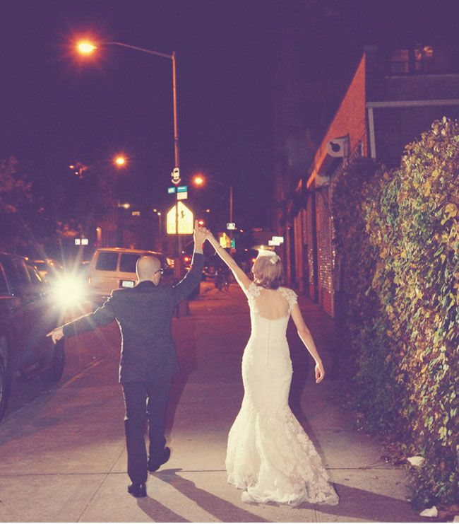 Creative Brooklyn Wedding: Nicole + Alexander