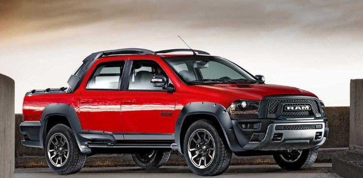 2020 Dodge Dakota Truck Reviews Concept Engine