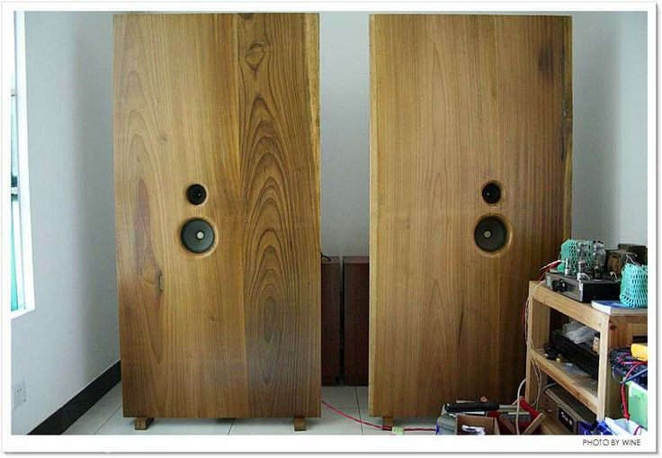 Wow. Now this is an Open Baffle speaker.