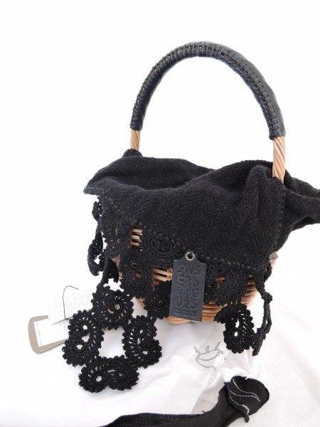 ナチュラル服古着通販dropで取り扱う「ebagos エバゴス Sheep-Wool-Sweater 紅籐かごバッグ (eb80-1509-48)」の通販ページ