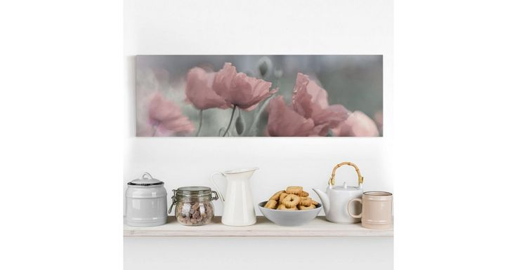 Canvas Art Panorama »Top Flowers Canvas Art«   – Products