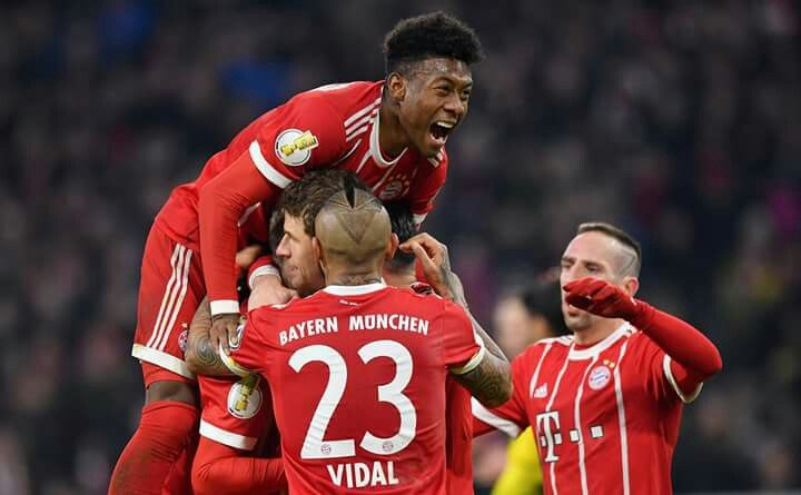 Bayer Muncih Berhasil Taklukkan Werder Bremen