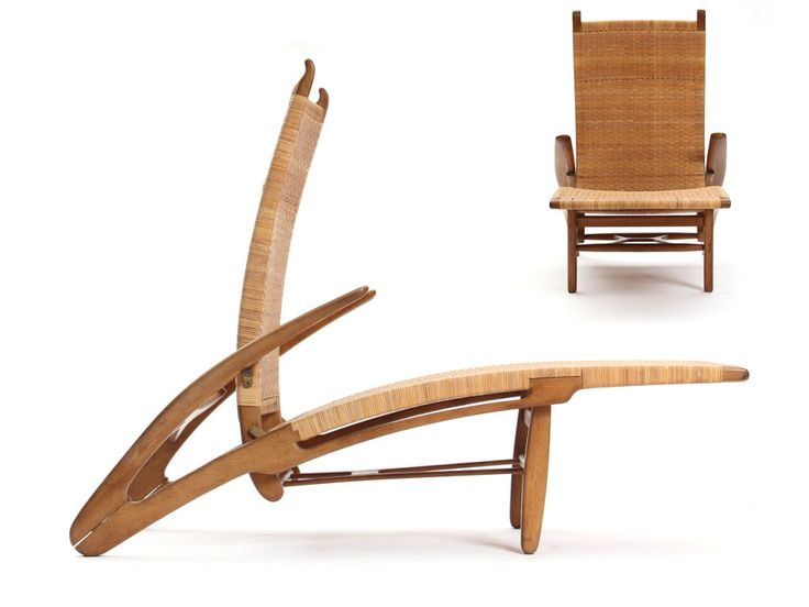 Tolles Dekoration Hans Wegner Stuhl 2 #21: The Dolphin Chaise By Hans Wegner | From A Unique Collection Of Antique And  Modern Chaises
