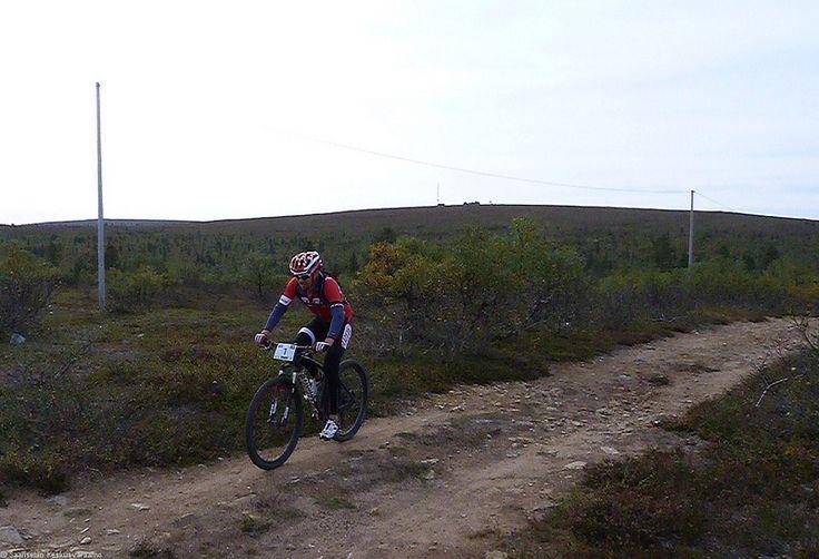 Saariselkä MTB 2013, XCM (29) | Saariselkä.  Mountain Biking Event in Saariselkä, Lapland Finland. www.saariselkamtb.fi #mtb #saariselkamtb #mountainbiking #maastopyoraily #maastopyöräily #saariselkä #saariselka #saariselankeskusvaraamo #saariselkabooking #astueramaahan #stepintothewilderness #lapland