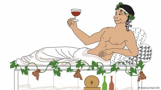 Φαστφούντ και γκουρμέ στην αρχαία Ρώμη