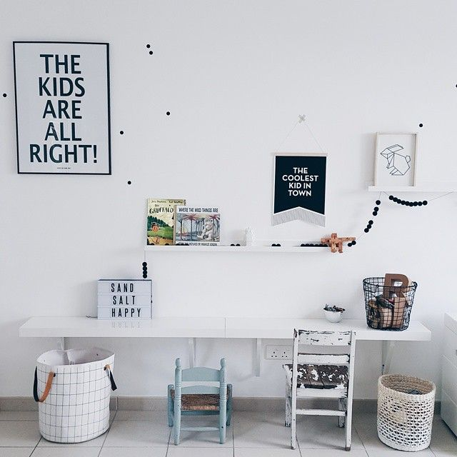 Instagram media by liveloudgirl - I've rearranged some things in the playroom…