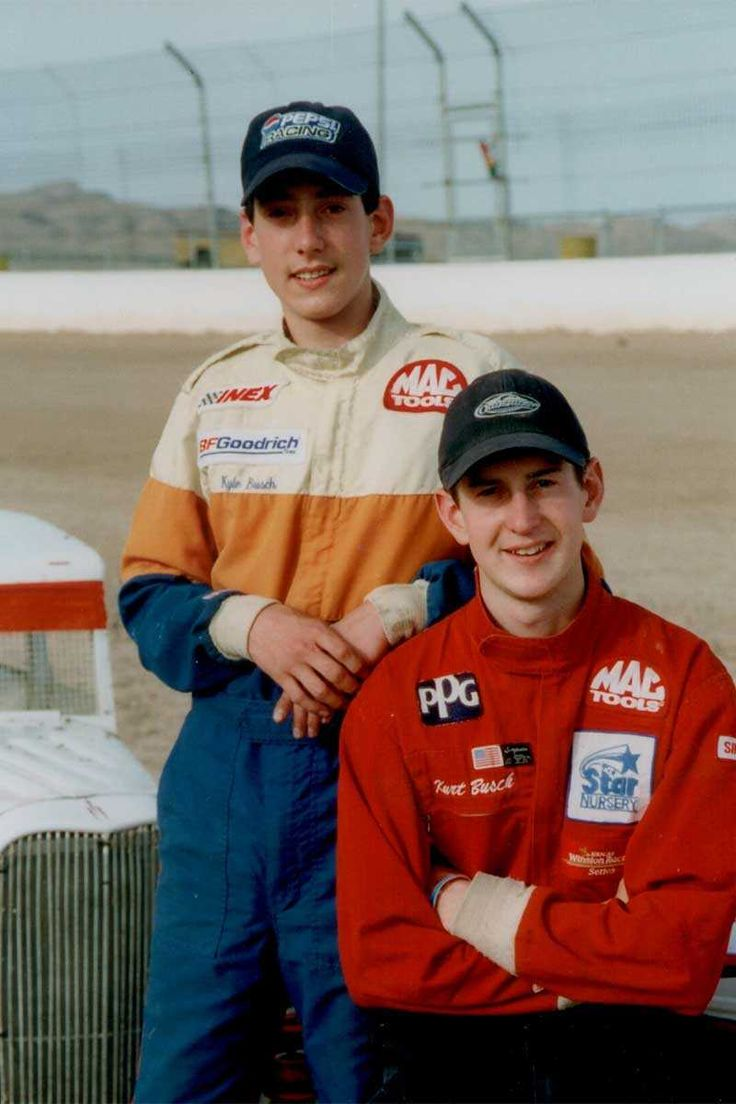 Darlington Throwback: See NASCAR drivers (and more) as kids   Photo Galleries…