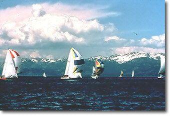 Sailboat Rentals in Lake Tahoe