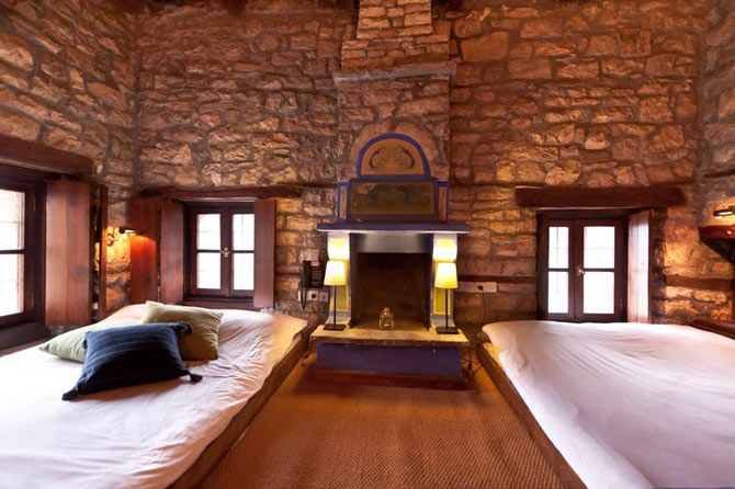 Mansion of Aristi | Accommodation | Ioannina Prefecture | Regions | WonderGreece.gr