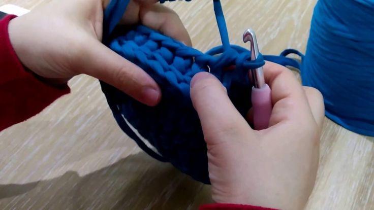 penye ipten sepet yapımı yeni model 5