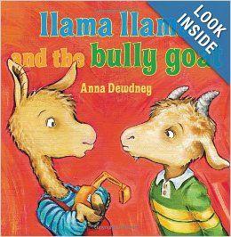 Llama Llama and the Bully Goat: Anna Dewdney: 9780670013951: Amazon.com: Books