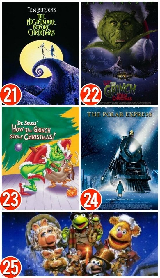 Over 50 of the Best Christmas Movies | Merry Christmas | Pinterest ...