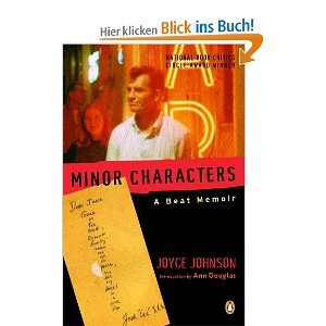 Minor Characters, Joyce Johnson
