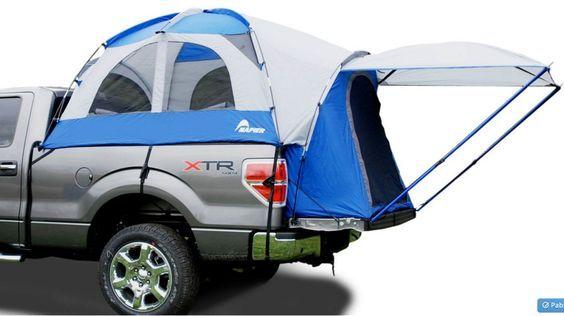 Napier Sportz Truck Bed Tent - 8 FT longbed