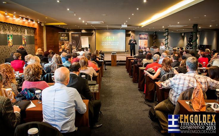 Short review of Thessaloniki conference EmGoldex Greece