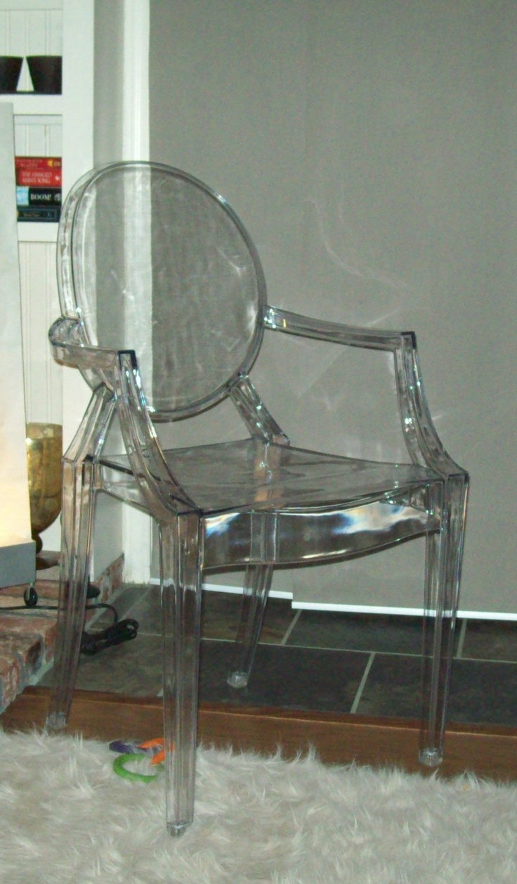 Dining: Ghost Chair Knockoffs