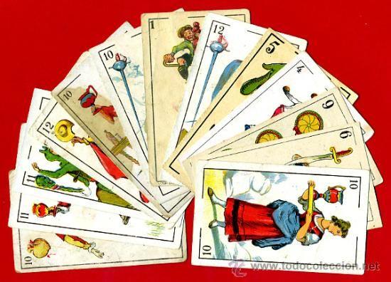 Los juegos de naipes o Juegos de cartas se juegan con unas cartulinas, llamadas naipes o cartas, que forman una baraja y que deben mezclarse (barajarse)