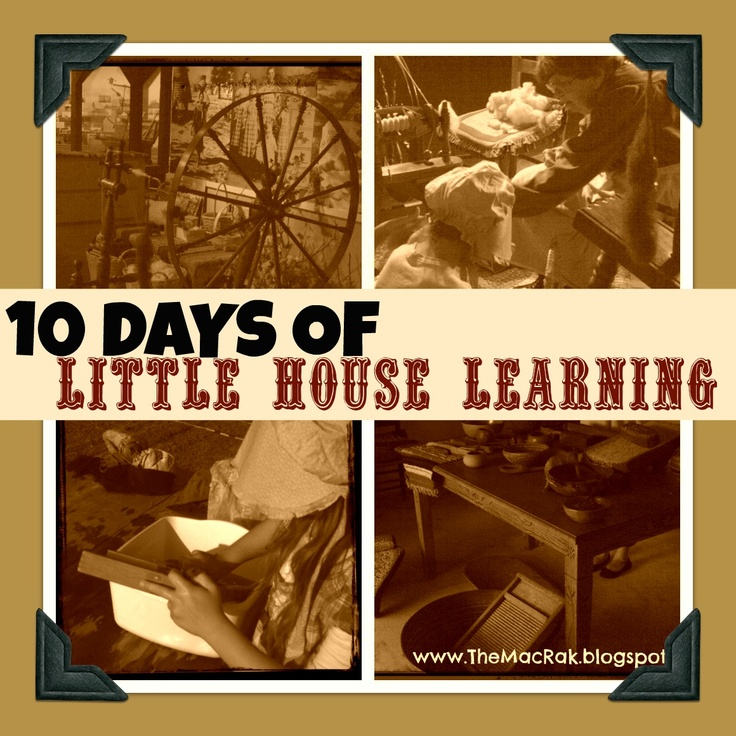 15 best little house in the big woods images on pinterest little 10 days of little house learning the little house frontier party fandeluxe Images