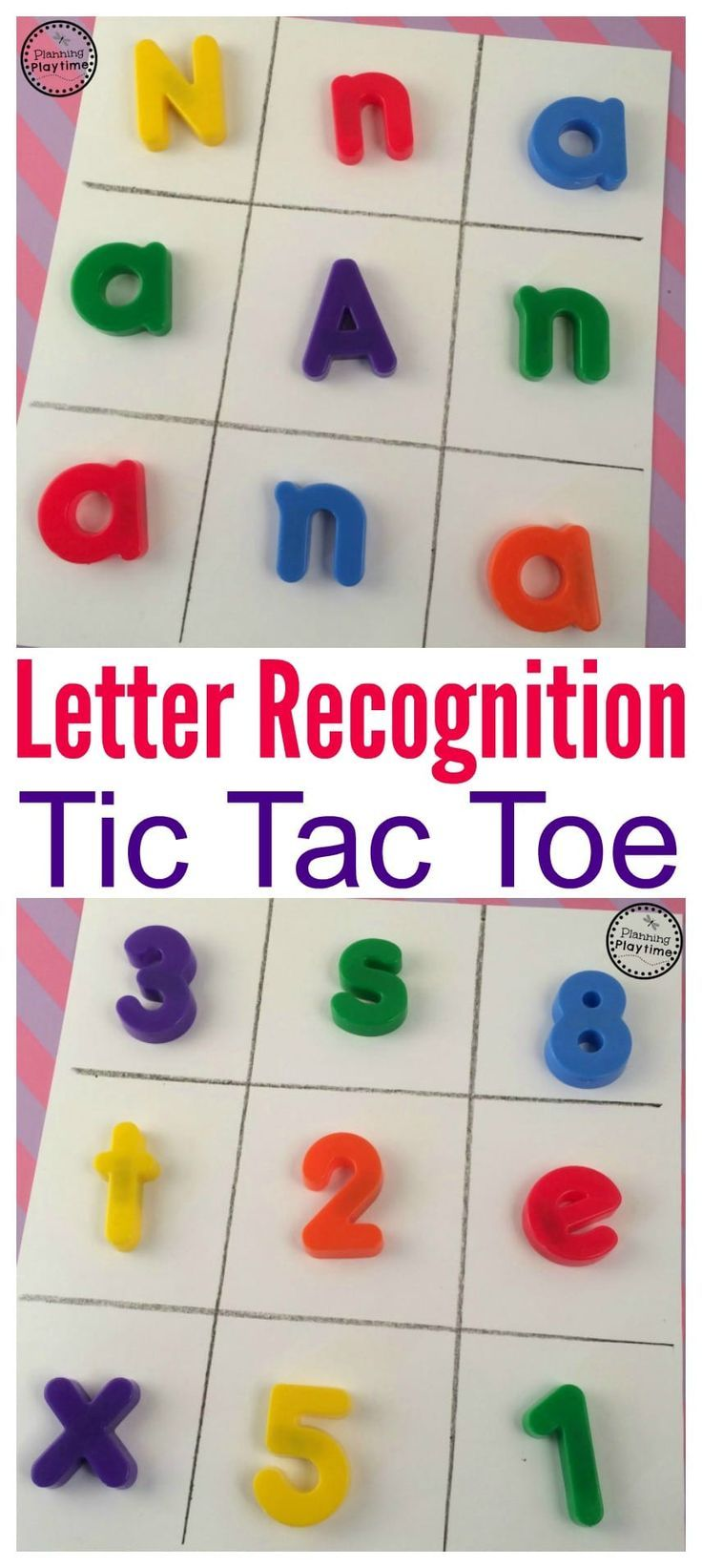 Letter Recognition Ti c Tac Toe