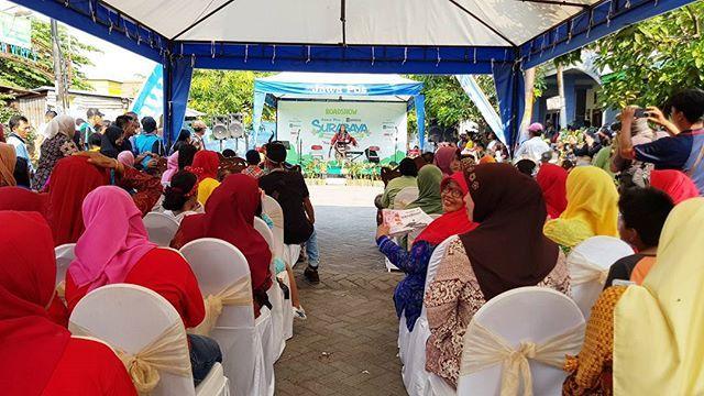 Pembukaan Surabaya Green & Clean di jl Uka 1 Sememo, Benowo... Ikuti terus timeline kami ya kawan EMCO 😀