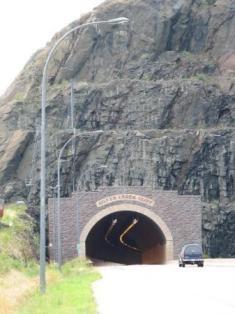 North Shore of Lake Superior Tunnel, Duluth, Minnesota ...