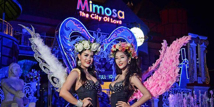 Mimosa Cabaret Show
