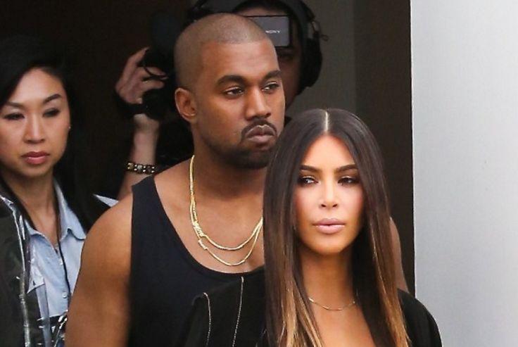 Kim Kardashian Y Kanye West Están Haciendo De Todo Para Poder Salvar El Matrimonio