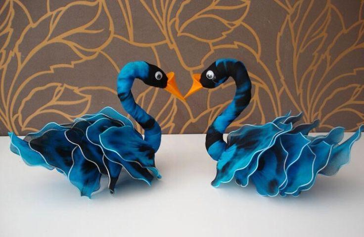 Liberi del commercio all'ingrosso 10 pz. / Lotto calze di seta limite di rete fiore materiale in nylon per l'artigianato fatti a mano regali accessori in vendita su AliExpress