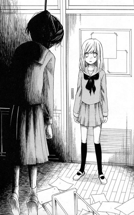 307 Best Creepy/Scary/Horror Anime Pictures Images On
