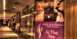 Enjoy awesome body massages at J thai spa in Jaipur . the massage services are done by our professional female therapists, call 8003611000.
