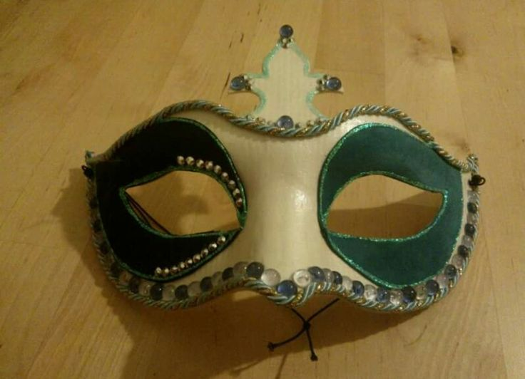Maschera di carnevale.