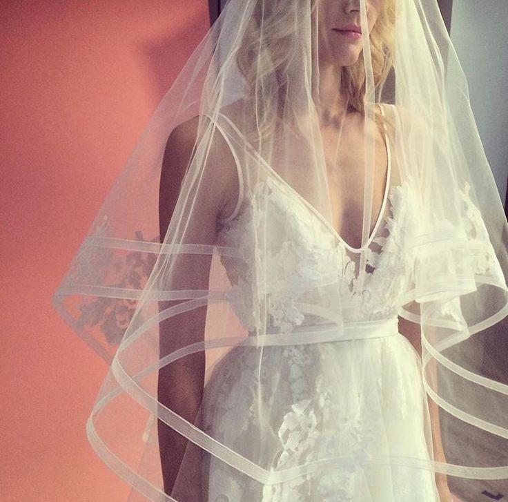 Beautiful Hailey Page dress.