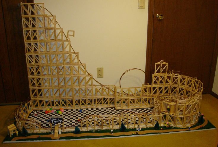 Roller coasters rollers and marbles on pinterest for Coaster design ideas