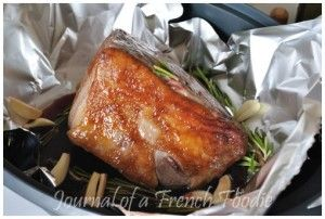 Roast Beef Cooked In The Varoma
